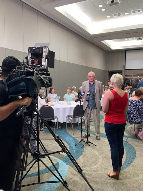 Odyssey's residents get connected at Get Online Week 2021